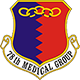 Logo: 78th Medical Group - Robins Air Force Base